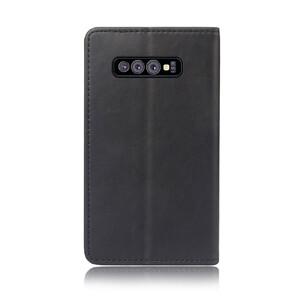 Купить Чехол-книжка oneLounge Smart Wallet Case Black для Samsung Galaxy S10
