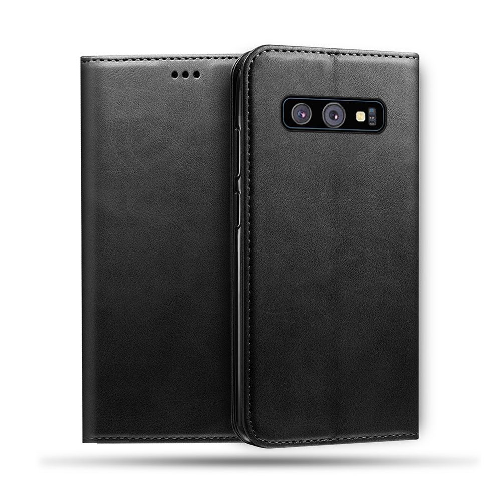 Купить Чехол-книжка oneLounge Smart Wallet Case Black для Samsung Galaxy S10e