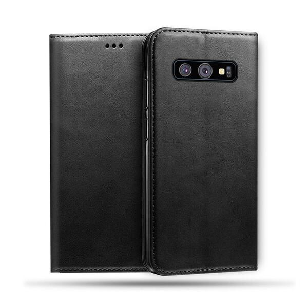 Чехол-книжка iLoungeMax Smart Wallet Case Black для Samsung Galaxy S10e