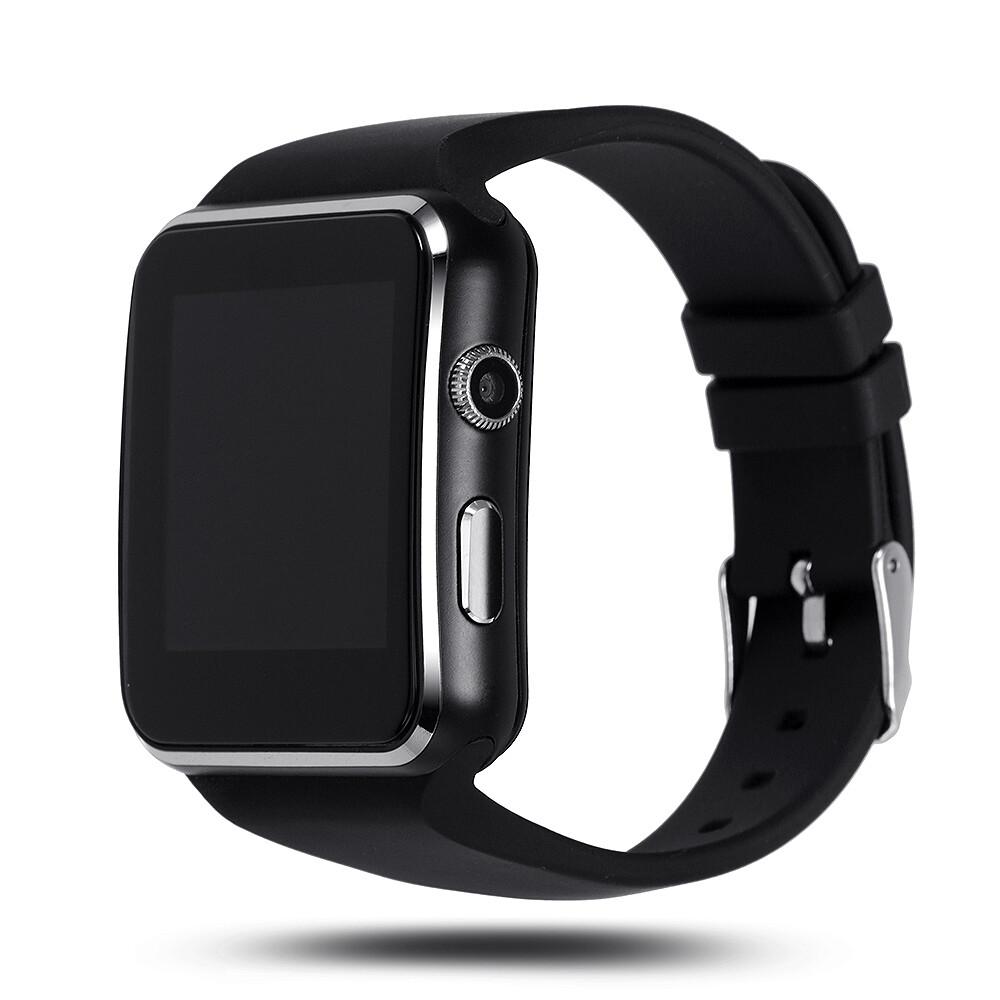 Умные часы Smart Watch X6 Black Купить в Киеве - iLounge 4b188c2738915