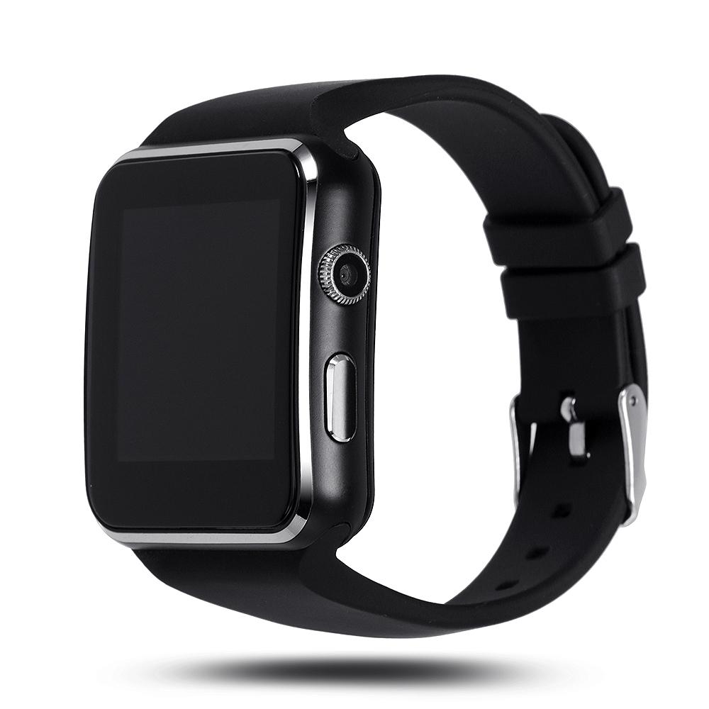 Купить Умные часы iLoungeMax Smart Watch X6 Black