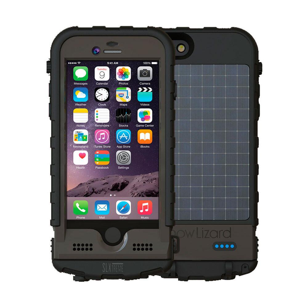 Мега-чехол SnowLizard SLXTREME 6 Black для iPhone 6/6s