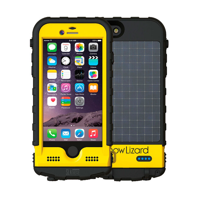 Мега-чехол SnowLizard SLXTREME 6 Yellow для iPhone 6/6s