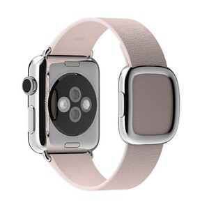Купить Ремешок Apple 38mm Soft Pink Modern Buckle (MJ572) Medium для Apple Watch Series 1/2