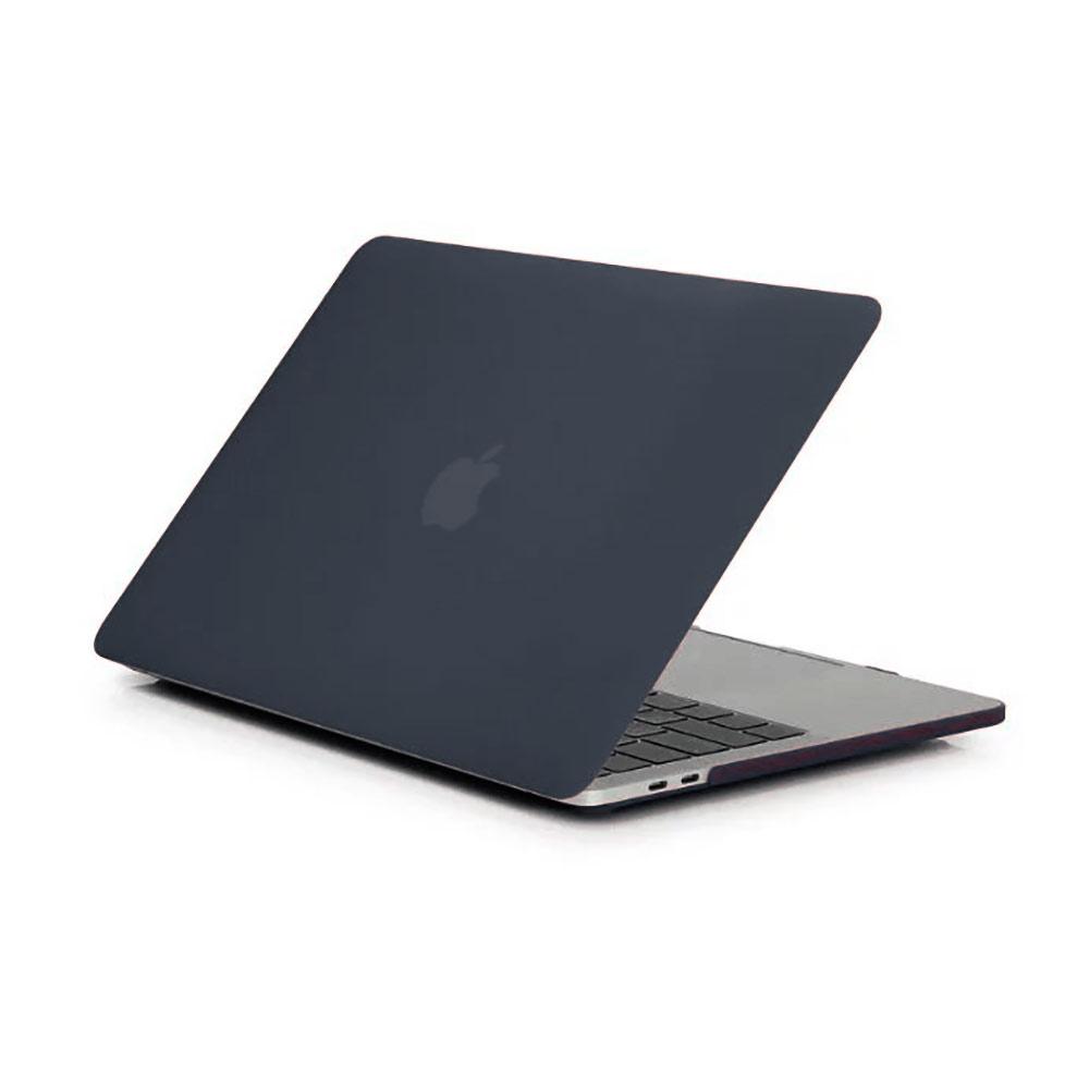 """Купить Пластиковый чехол oneLounge Soft Touch Matte Black для MacBook Pro 13"""" (2016-2019)"""