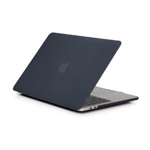 Купить Пластиковый чехол Soft Touch Matte Black для MacBook Pro 13'' (2016/2017/2018)