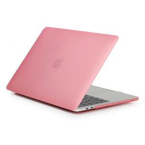 Купить Пластиковый чехол Soft Touch Matte Pink для Macbook Pro 13'' (2016/2017)