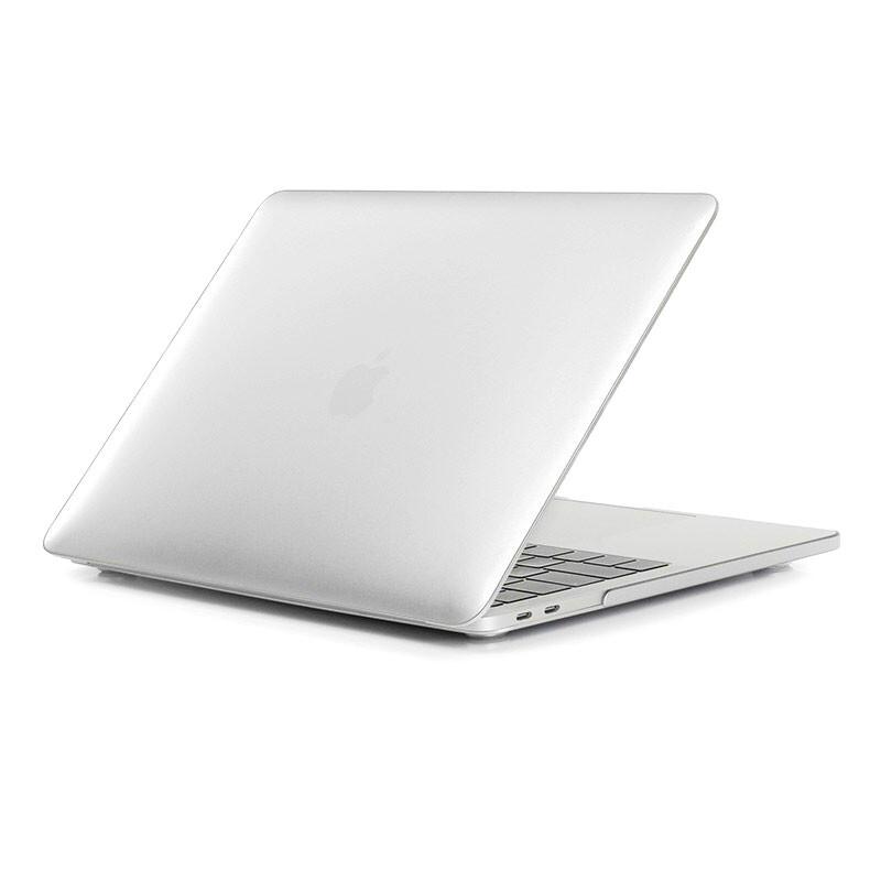 "Пластиковый чехол iLoungeMax Soft Touch Matte Transparent для MacBook Pro 13"" (2016-2019)"