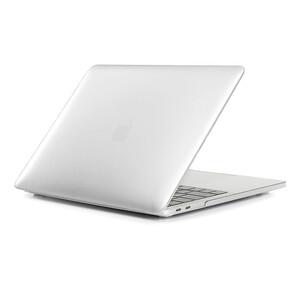 Купить Пластиковый чехол Soft Touch Matte Transparent для MacBook Pro 13'' (2016/2017/2018)