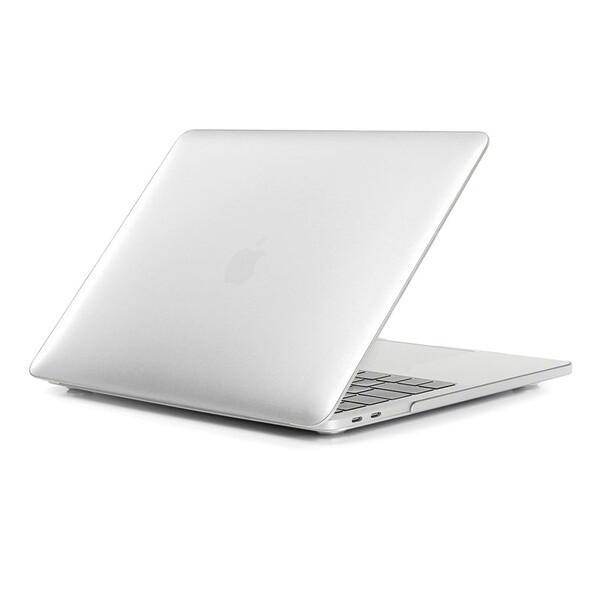 "Пластиковый чехол iLoungeMax Soft Touch Matte Transparent для MacBook Pro 13"" (2016-2020)"