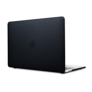 Купить Пластиковый чехол Soft Touch Matte Black для MacBook Pro 15'' (2016/2017)