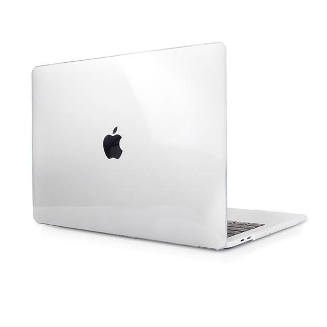"Купить Пластиковый чехол iLoungeMax Soft Touch Matte Crystal Clear для MacBook Pro 15"" (2016-2019)"