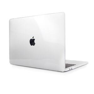 Купить Пластиковый чехол oneLounge Soft Touch Matte Crystal Clear для MacBook Pro 15'' (2016/2017)