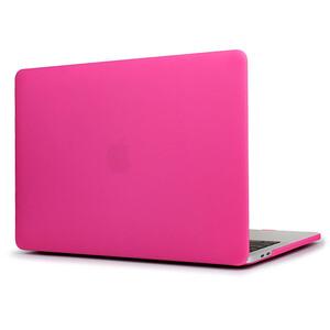 Купить Пластиковый чехол Soft Touch Matte Rose для MacBook Pro 15'' (2016/2017)