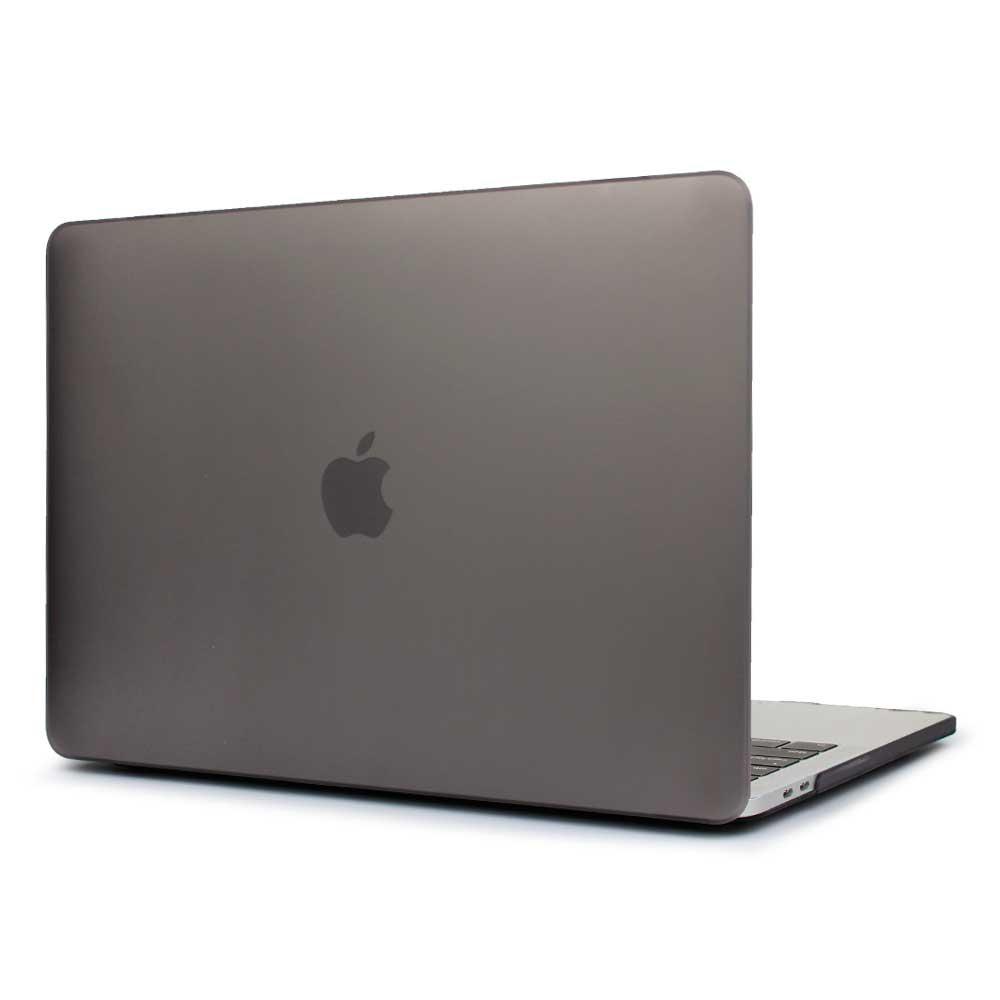 """Купить Пластиковый чехол iLoungeMax Soft Touch Matte Grey для MacBook Pro 15"""" (2016-2019)"""