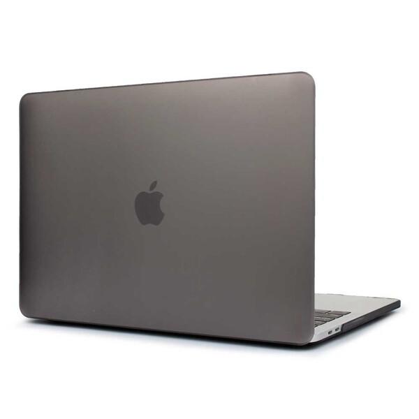"Пластиковый чехол iLoungeMax Soft Touch Matte Grey для MacBook Pro 15"" (2016-2019)"