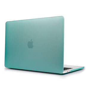 Купить Пластиковый чехол oneLounge Soft Touch Matte Mint Green для MacBook Pro 15'' (2016/2017)