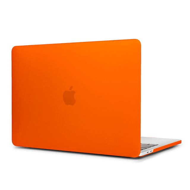 "Купить Пластиковый чехол iLoungeMax Soft Touch Matte Orange для MacBook Pro 15"" (2016-2019)"