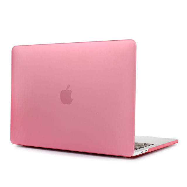 "Купить Пластиковый чехол iLoungeMax Soft Touch Matte Pink для MacBook Pro 15"" (2016-2019)"