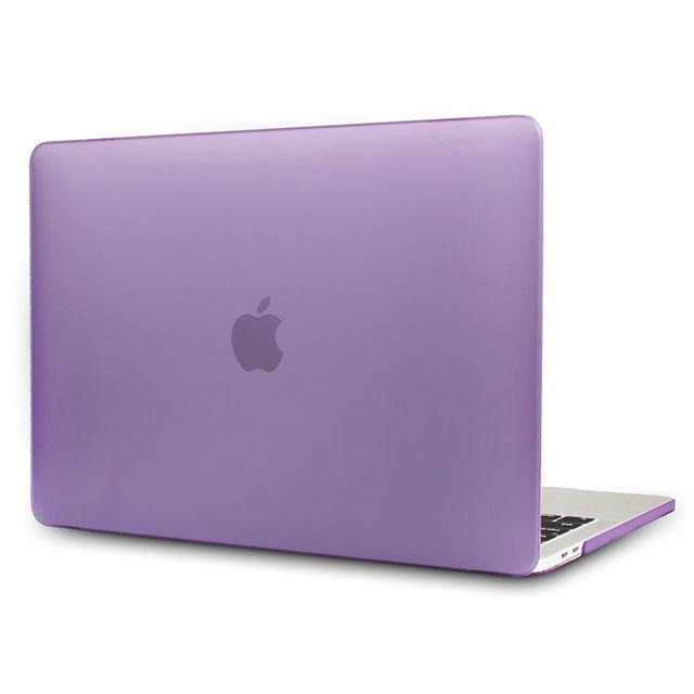 "Купить Пластиковый чехол iLoungeMax Soft Touch Matte Purple для MacBook Pro 15"" (2016-2019)"