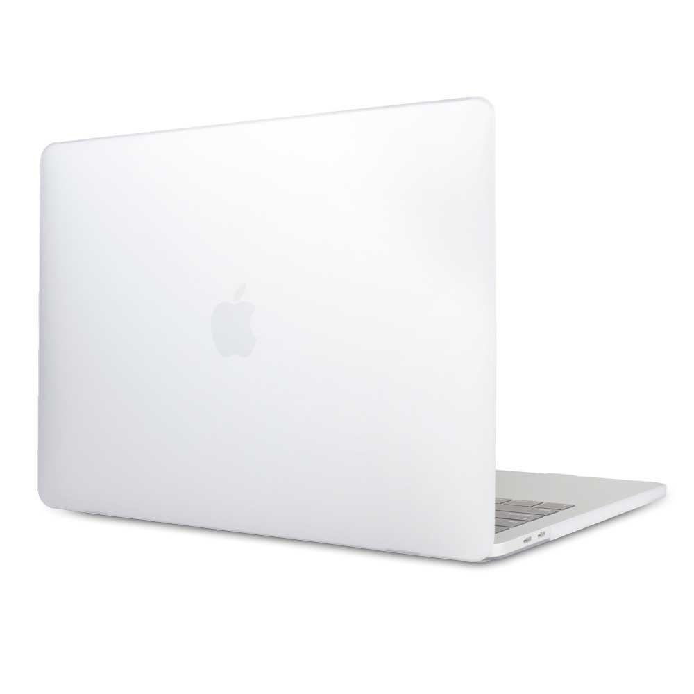 """Купить Пластиковый чехол iLoungeMax Soft Touch Matte Transparent для MacBook Pro 15"""" (2016-2019)"""