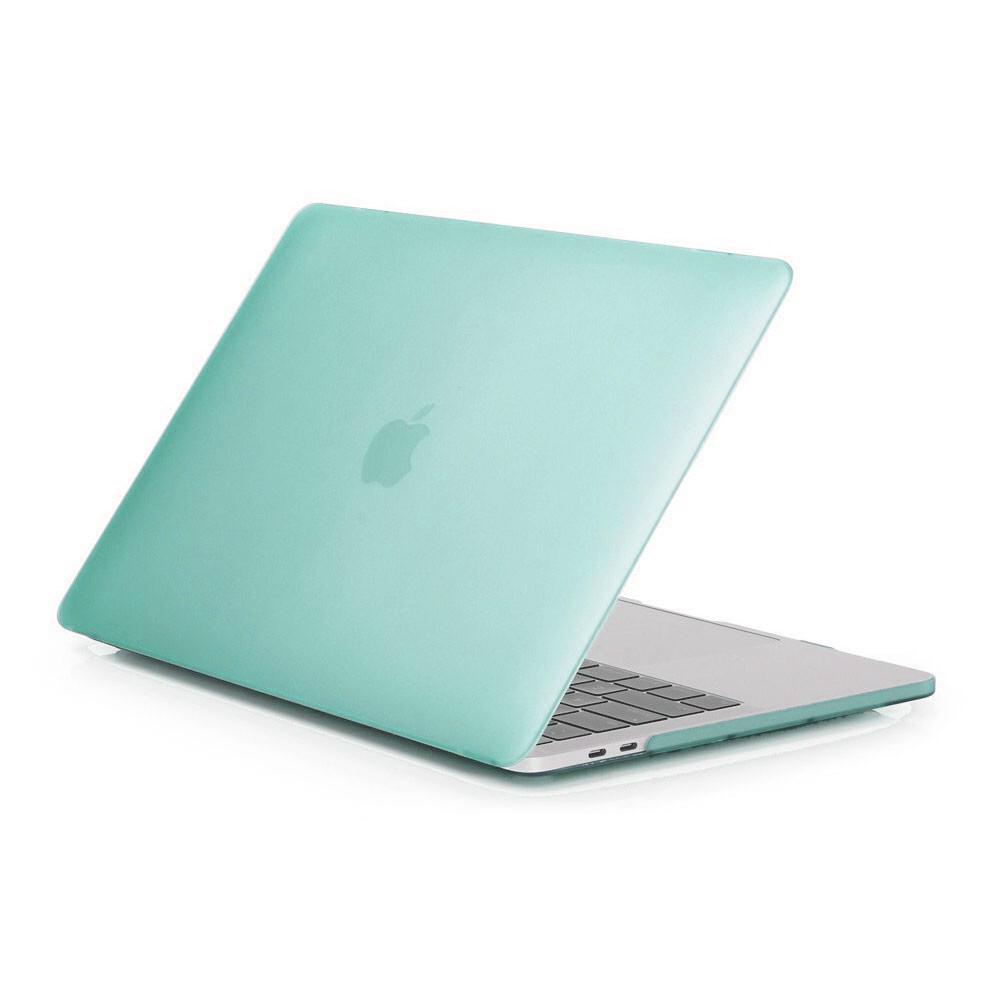 "Пластиковый чехол iLoungeMax Soft Touch Matte Mint для MacBook Pro 13"" (2016-2019)"