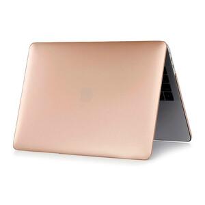"""Купить Пластиковый чехол oneLounge Soft Touch Metallic Gold для MacBook Pro 13"""" (2016-2019)"""