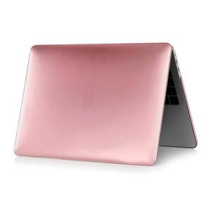 Купить Пластиковый чехол Soft Touch Metallic Pink для Macbook Pro 13'' (2016/2017)
