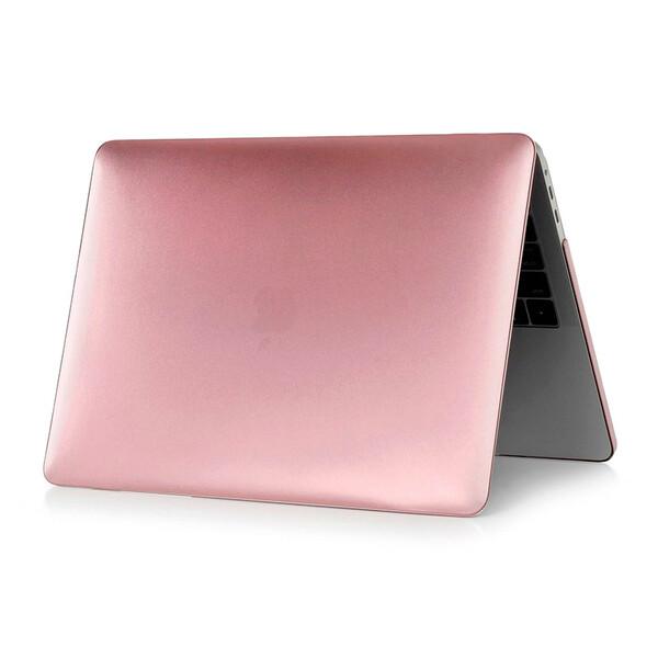 "Пластиковый чехол iLoungeMax Soft Touch Metallic Pink для MacBook Pro 13"" (2016-2019)"