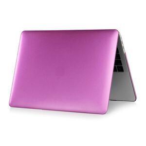 Купить Пластиковый чехол Soft Touch Metallic Purple для MacBook Pro 13'' (2016/2017/2018)