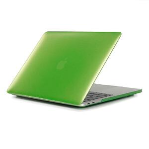 """Купить Пластиковый чехол oneLounge Soft Touch Metallic Green для Macbook Pro 15"""" (2016/2017/2018)"""