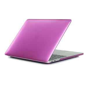 """Купить Пластиковый чехол oneLounge Soft Touch Metallic Purple для Macbook Pro 15"""" (2016/2017/2018)"""