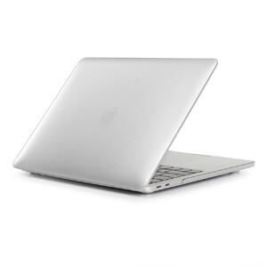 """Купить Пластиковый чехол oneLounge Soft Touch Metallic Silver для Macbook Pro 15"""" (2016/2017/2018)"""