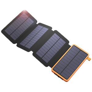 Купить Водонепроницаемый внешний аккумулятор на солнечной батарее oneLounge Folding Power bank 8000mAh