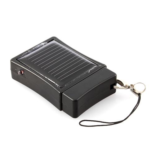 Солнечная мини-зарядка для iPhone 4/4S/3G/3GS и iPod Touch 4G