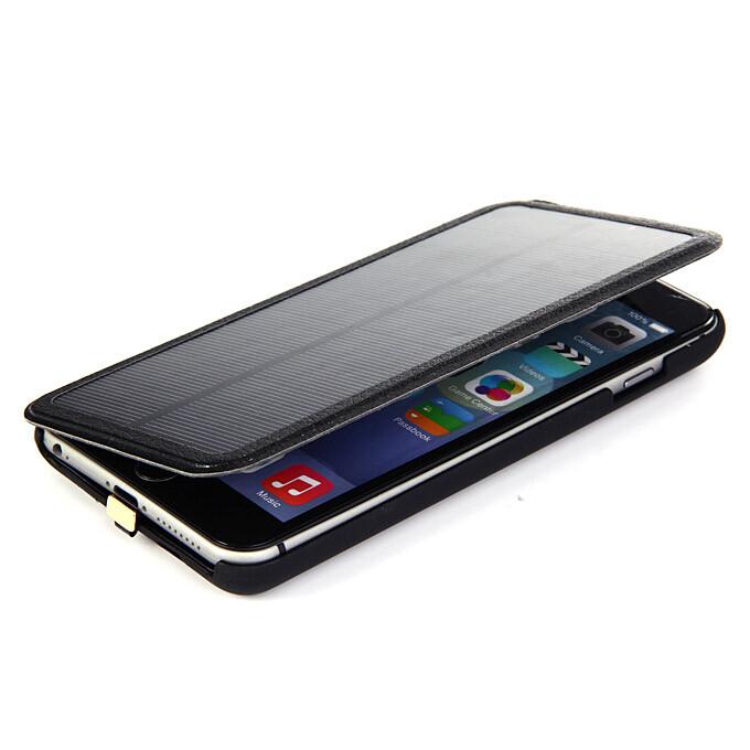 Чехол с солнечной батареей SolarPlex 3000mAh для iPhone 6/6s