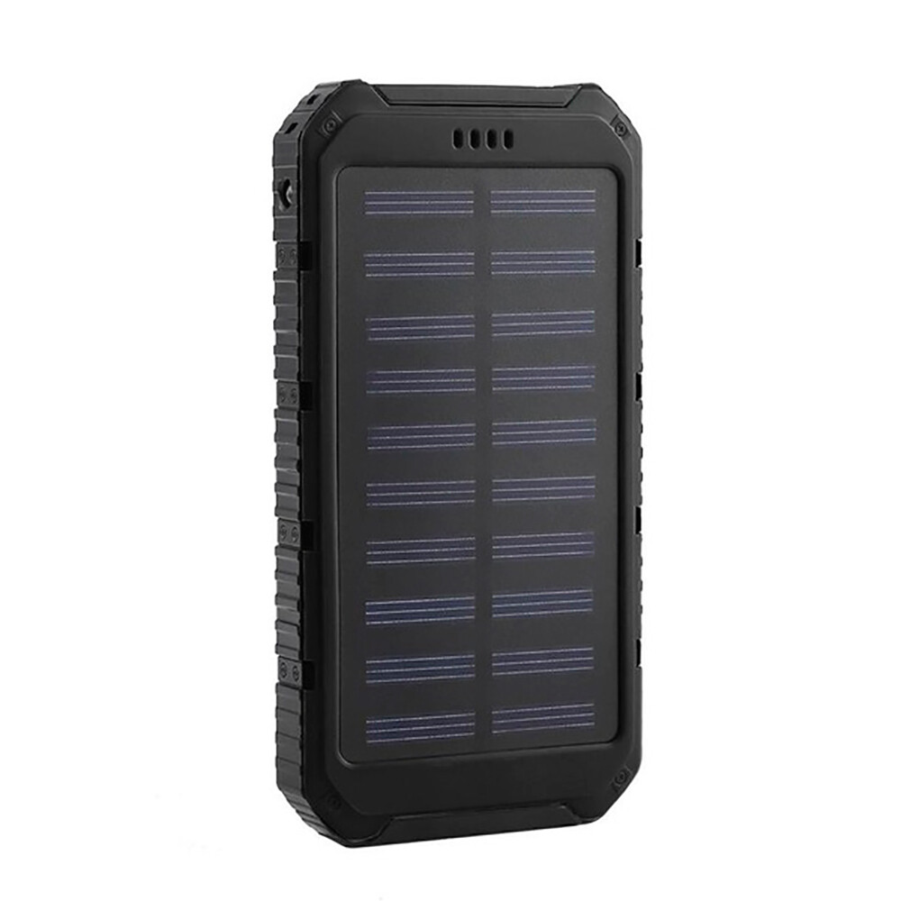 Солнечная зарядка Wopow PowerBank 10000mAh для iPad/iPhone/iPod touch