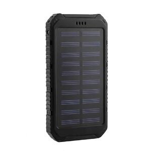 Купить Солнечная зарядка Wopow PowerBank 10000mAh для iPad/iPhone/iPod touch