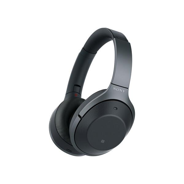 Беспроводные наушники с шумоподавлением Sony WH-1000XM2 Black