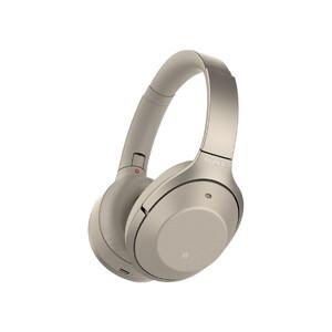 Купить Беспроводные наушники с шумоподавлением Sony WH-1000XM2 Gold