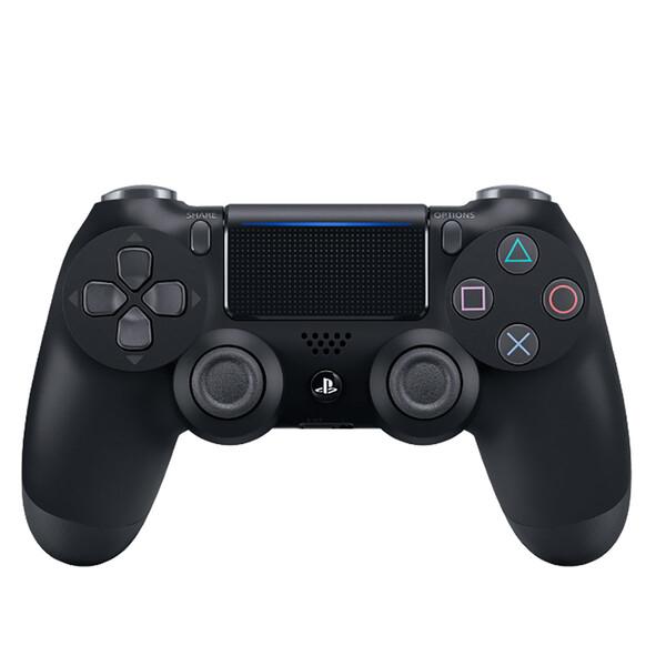 Беспроводной джойстик Sony PlayStation Dualshock 4 v2 Black