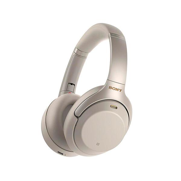 Беспроводные наушники с шумоподавлением Sony WH-1000XM3 Silver