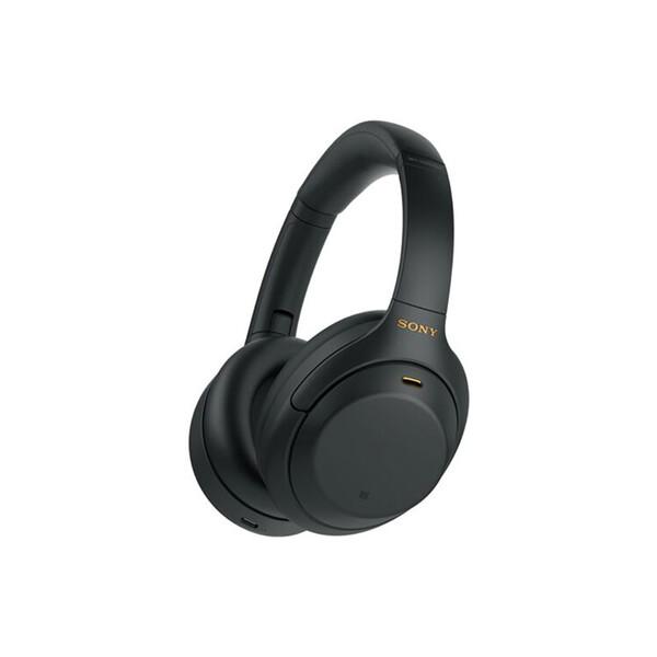 Беспроводные наушники с шумоподавлением Sony WH-1000XM4 Black