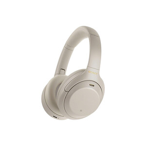 Купить Беспроводные наушники с шумоподавлением Sony WH-1000XM4 Silver
