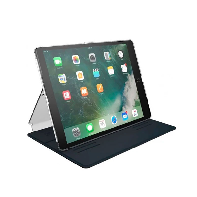 "Купить Чехол-книжка Speck Balance Folio Clear   Black для iPad Air   iPad 9.7"" (2017   2018) (Витринный образец)"