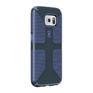 Купить Чехол Speck Candyshell Grip Charcoal Grey/Wisteria Purple для Samsung Galaxy S6