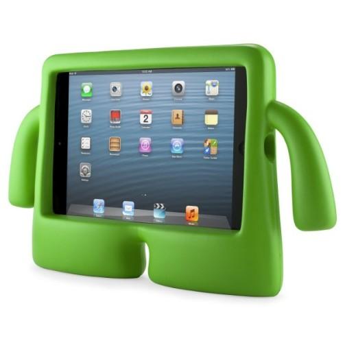Детский чехол iLoungeMax iGuy Green для iPad 2   3   4