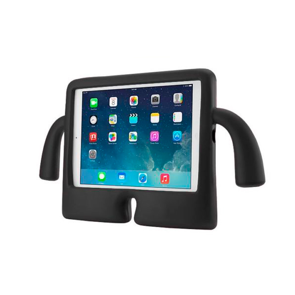 "Чехол iLoungeMax iGuy Black для iPad Air | Air 2 | 9.7"" (2017 | 2018)"