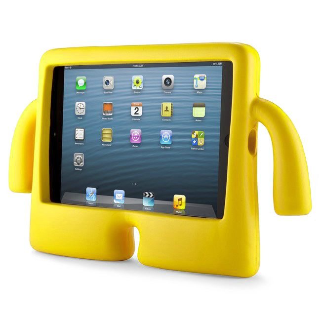 Чехол Speck iGuy Yellow для iPad Air/Air 2