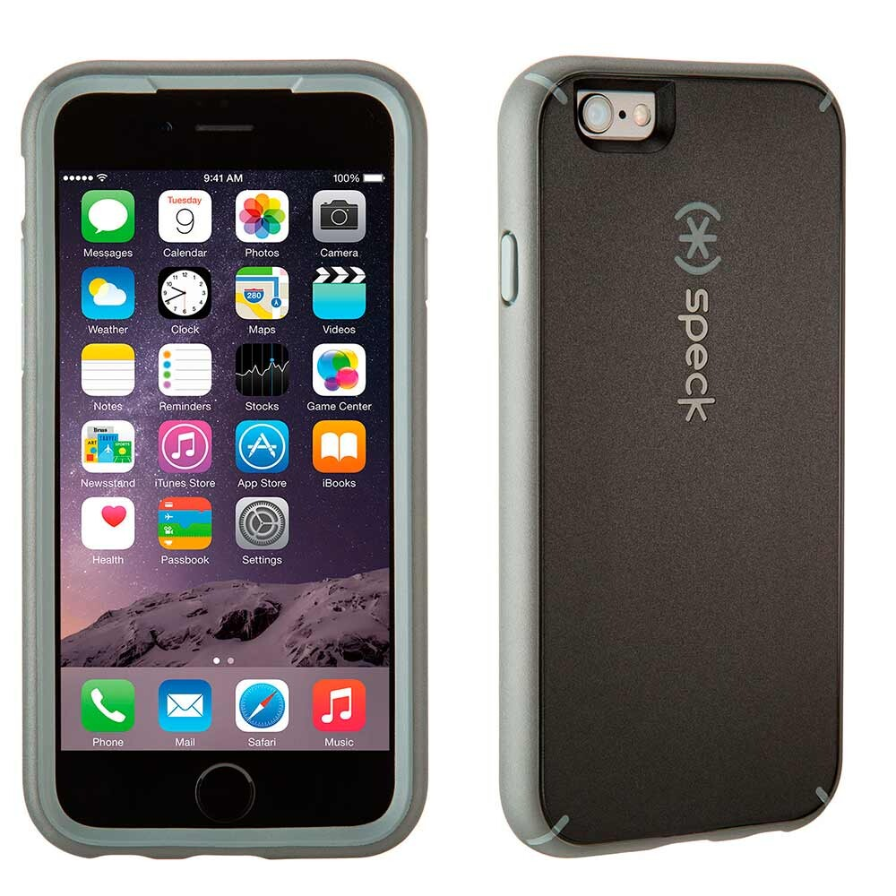 Чехол Speck MightyShell Black для iPhone 6/6s